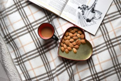 Best Recipe on How to Write Your First Cookbook almonds
