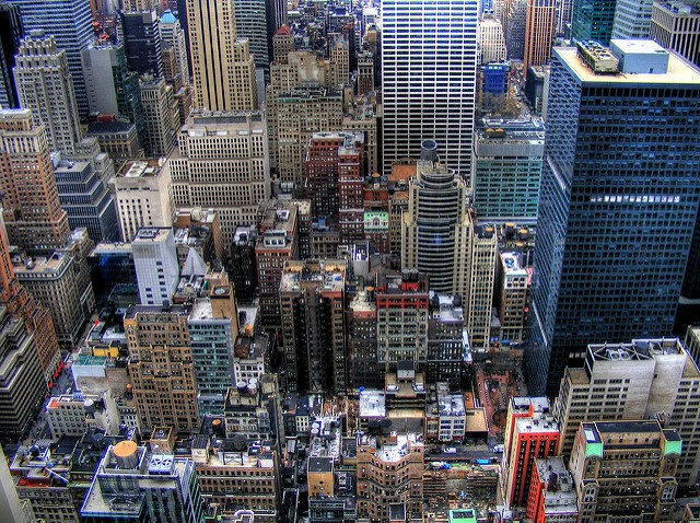 Taking A Bite Out Of The Big Apple: Advice For Planning A Weekend In New York buildings