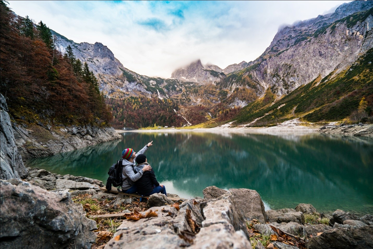 7 Amazing Things Travel Does To Your Romantic Relationship lake