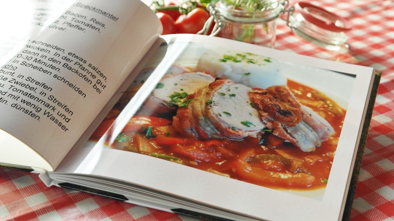 Best Recipe on How to Write Your First Cookbook