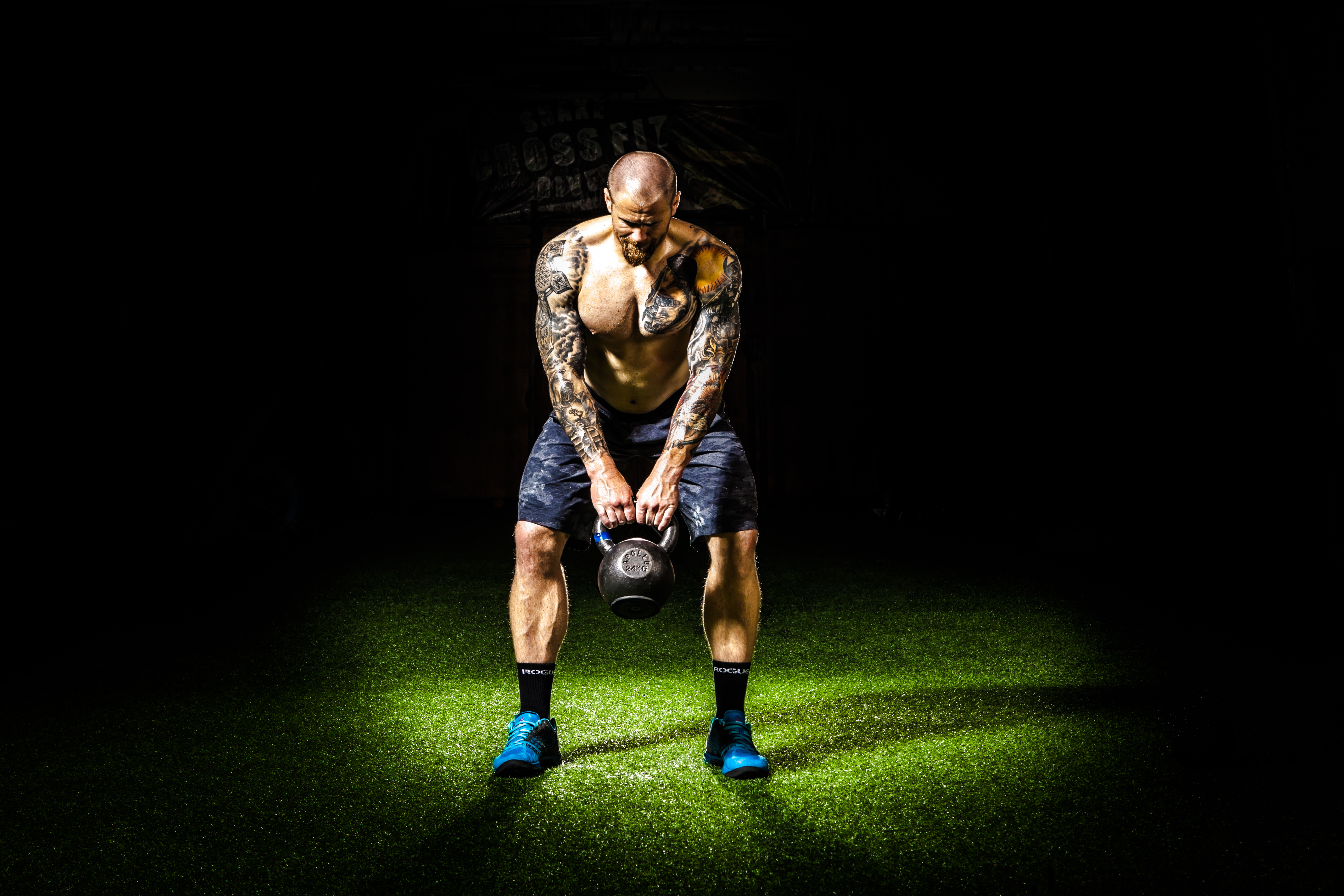 How to build muscles kettlebell