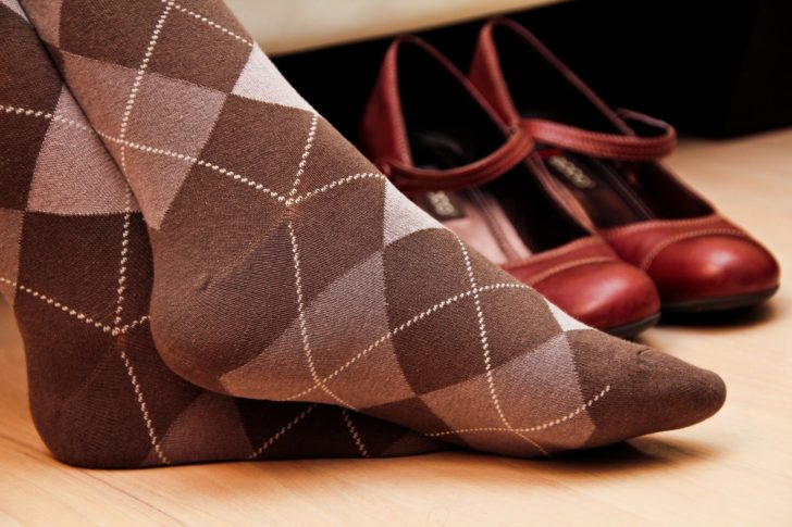 Shopping Tips: How to Choose the Right Pair of Socks for Sweaty Feet and Still Look Fashionable