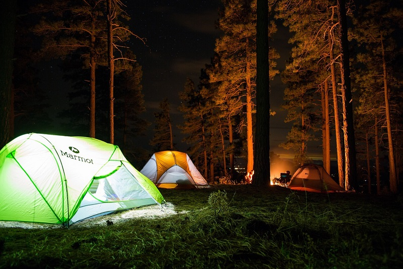 Why Everyone Should Go Camping Once In a Lifetime green tent