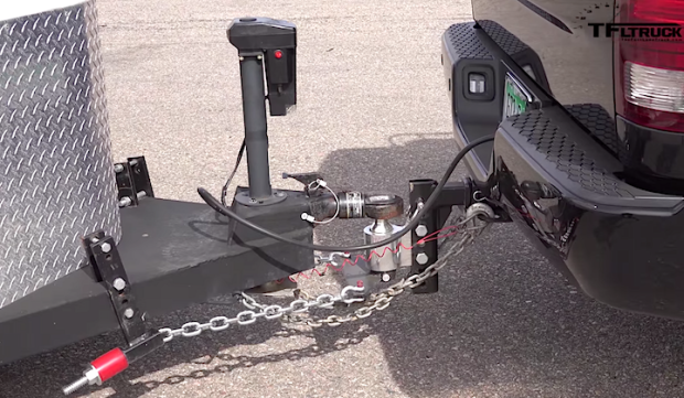 Prevention is Better than Cure - Here's how a good weight distribution hitch can save your life.