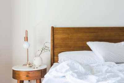How To Keep A Consistent Design Theme Throughout Your Interiors bed