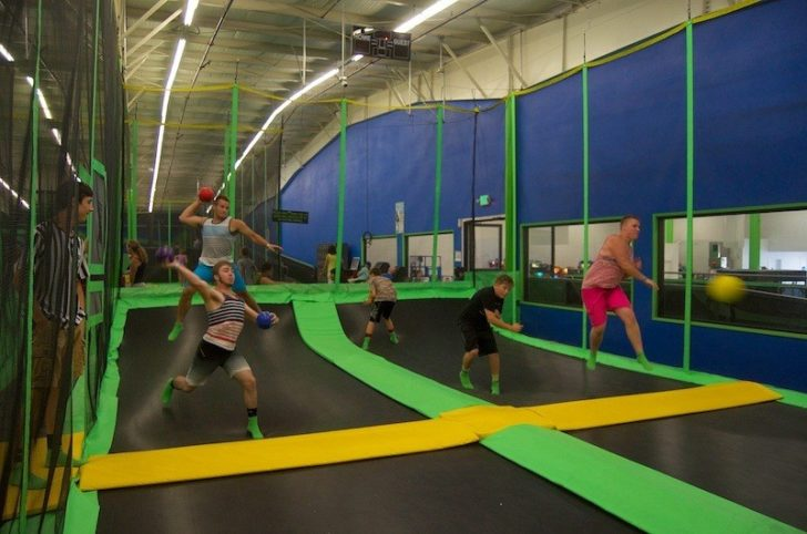 Some of the best services offered for kid's birthday parties at Trampoline Park