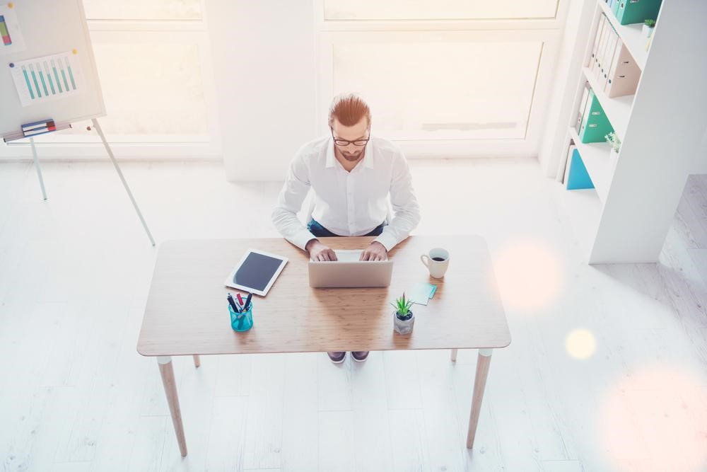 Can You See the Light? - 5 Ways to Use Lighting to Improve Your Office Environment