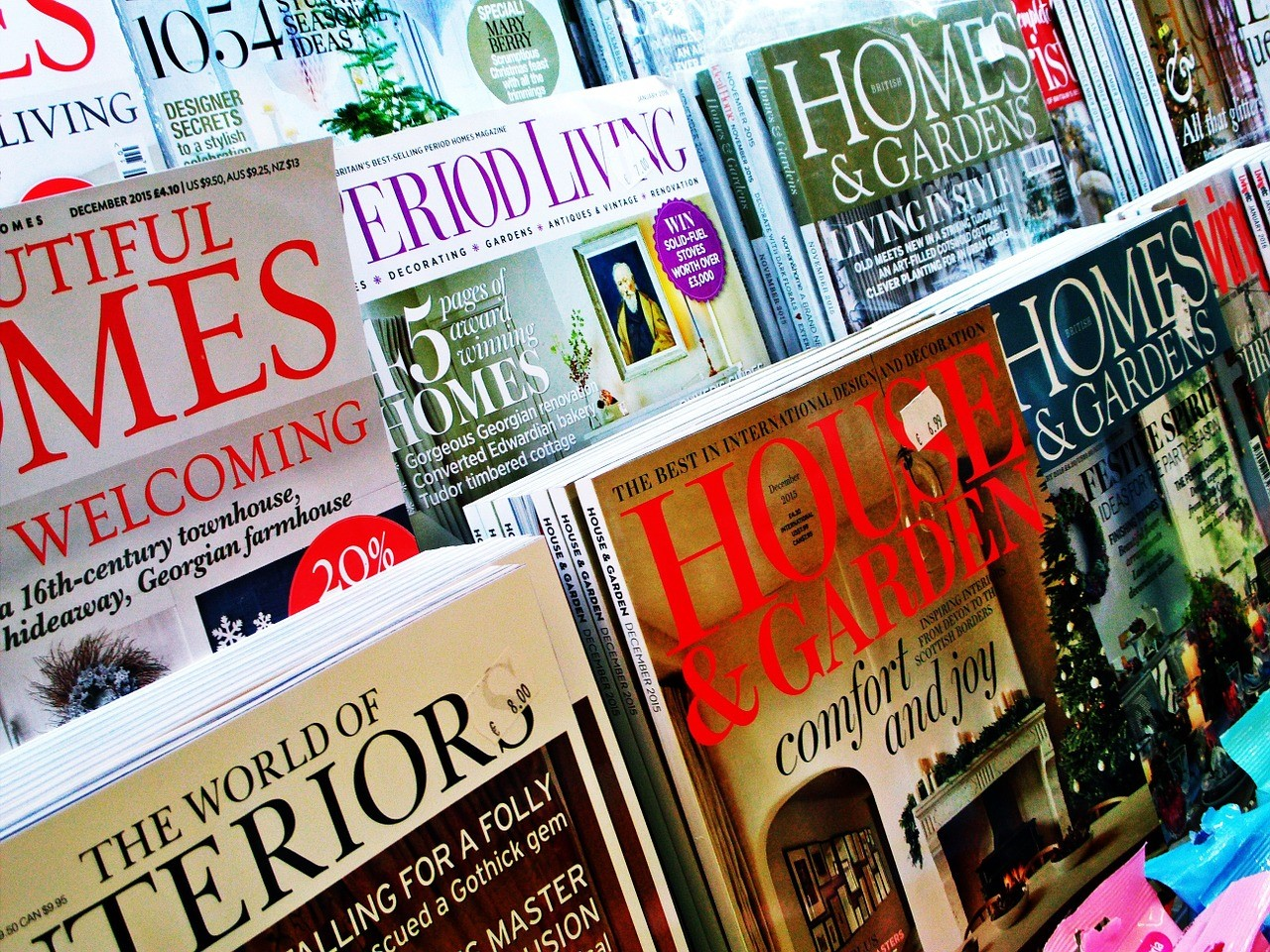 6 Instructions For A More Spacious Home magazines