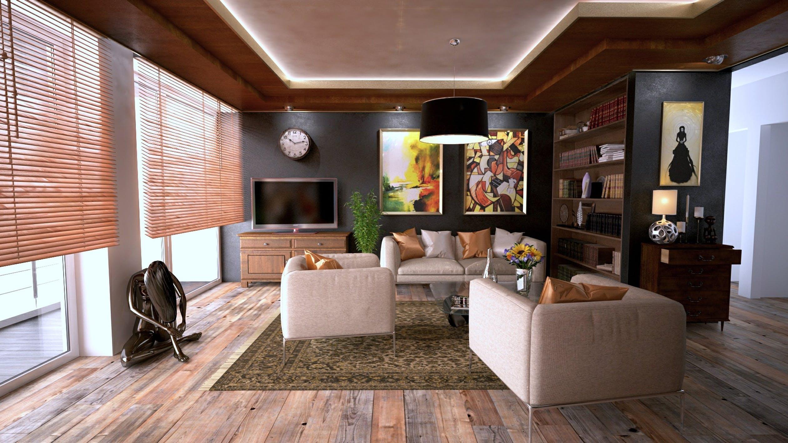 Essential Living Room Decoration Ideas