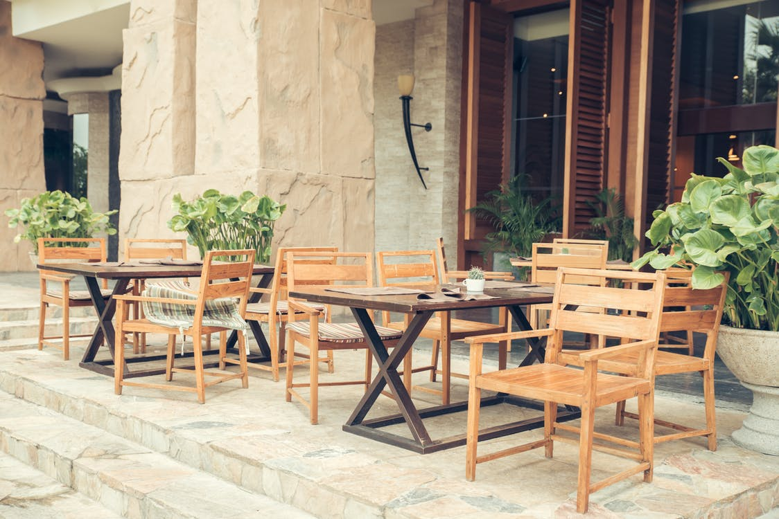 The Top Café Furniture Essentials