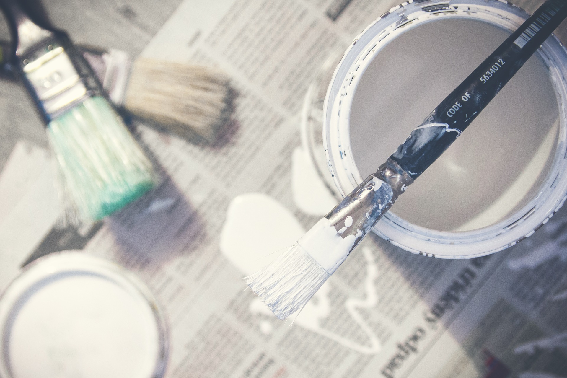 Home Improvement Projects Will Best Improve Your Home's Overall Value paintbrush
