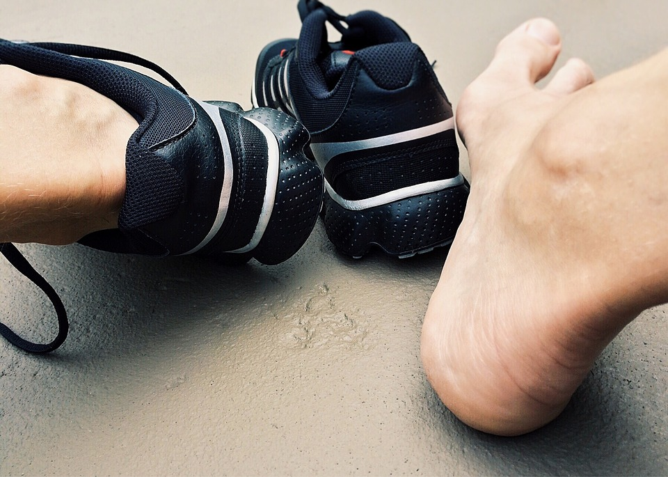 Working Out: Keep Your Feet Protected