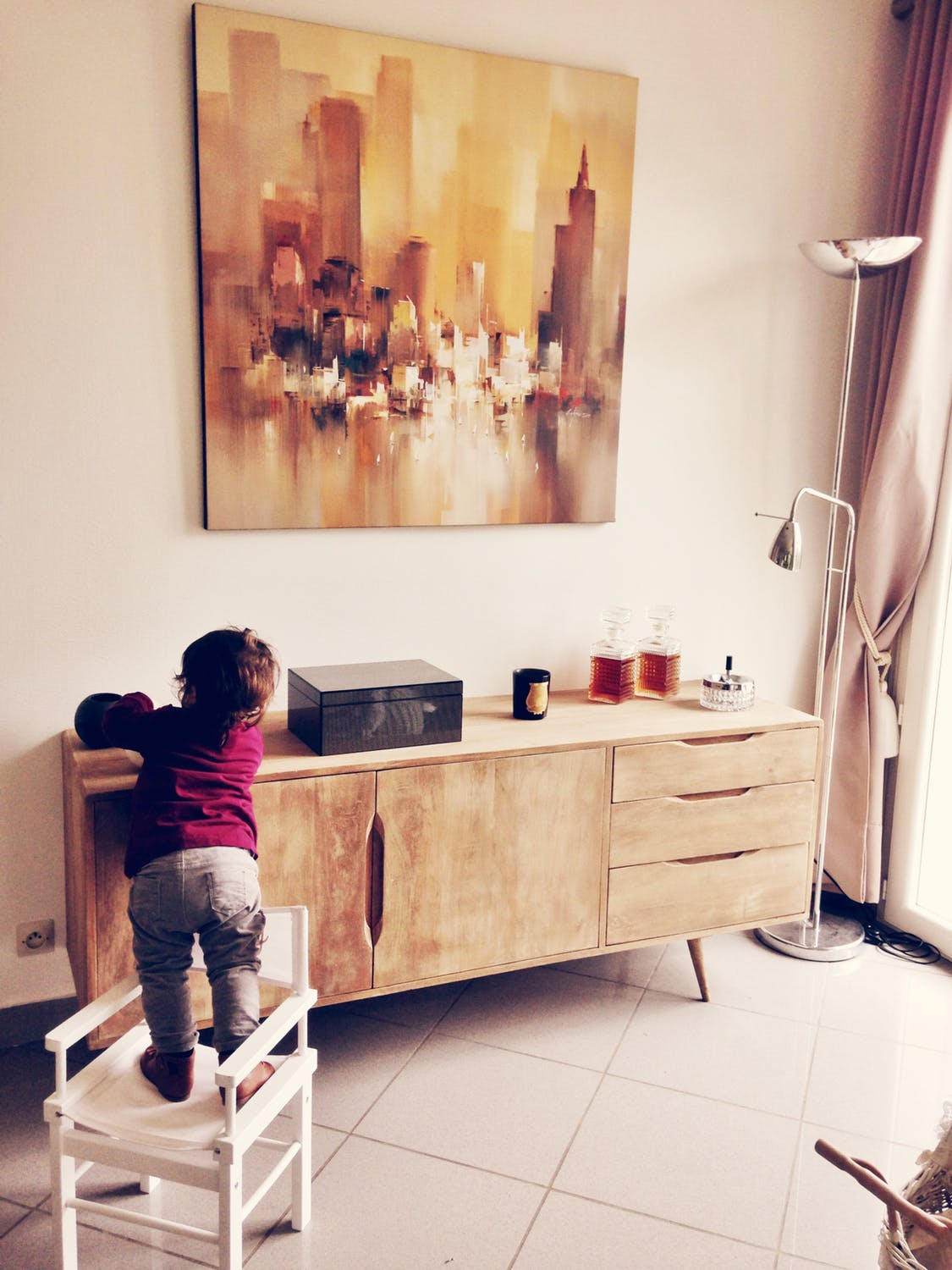 How to Keep Your Home Stylish and Toddler Friendly