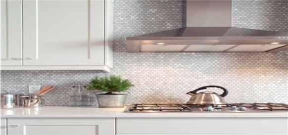 10 Beautiful wall tile designs to decorate your kitchen with grace!