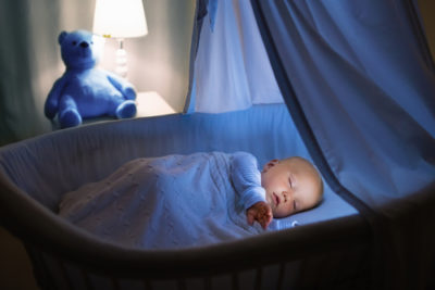 Helpful Tips to Get Your Newborn to (Finally!) Fall Fast Asleep