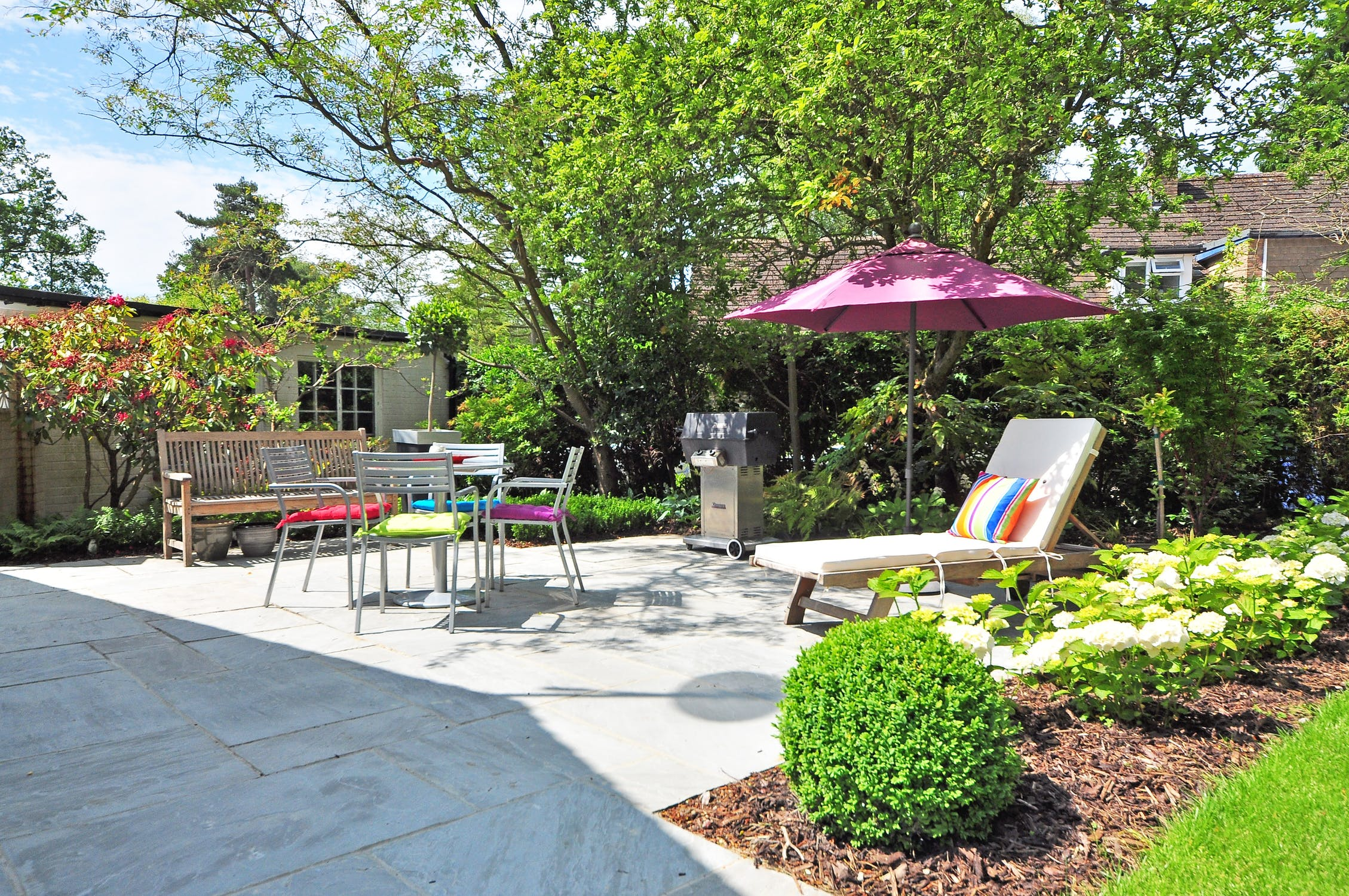 5 Tips for Creating a Warm Contemporary Landscape