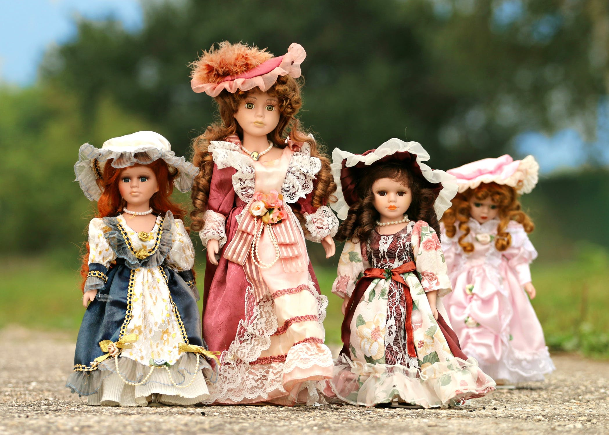 Reborn dolls, an important part of the American history