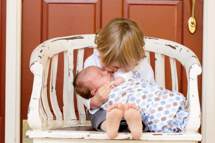 Preparing your toddler for a new baby in the family