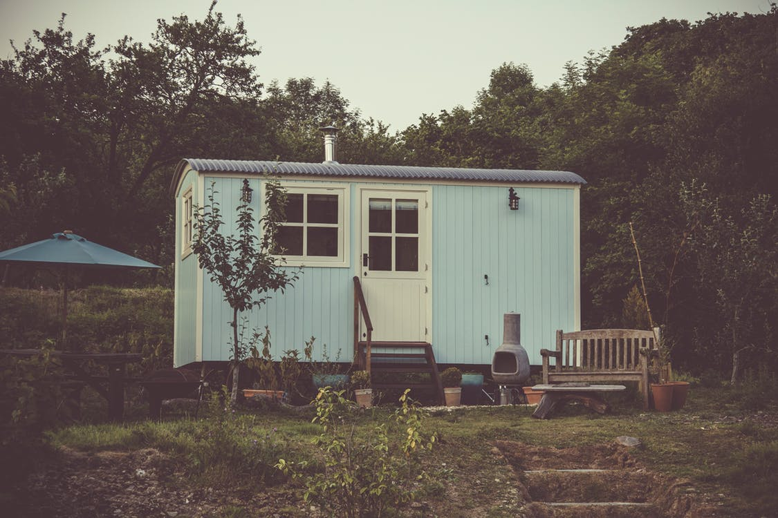 Tiny House Living: Helping Save the Earth & Feeling At Home While Doing So