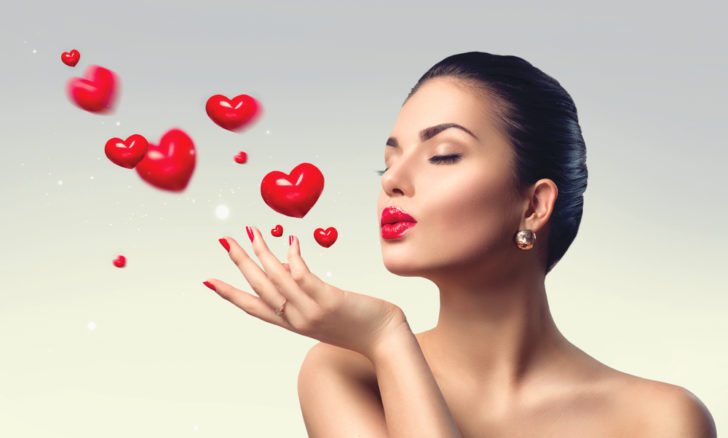 9 Cute, Romantic Valentine's Day Makeup Ideas