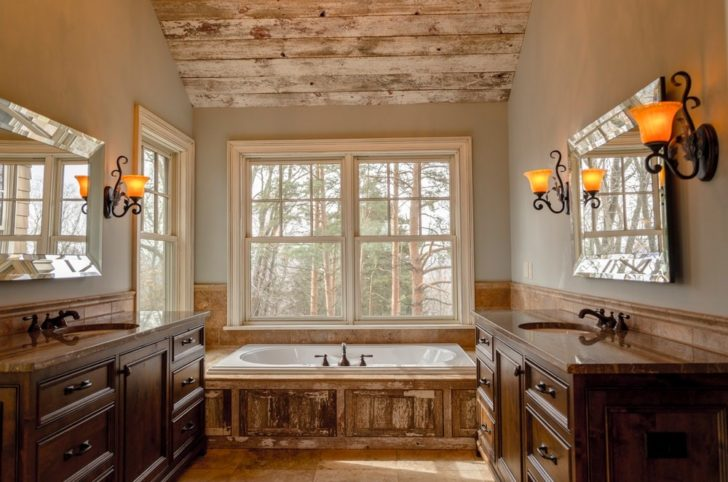 Bathroom: Breathing New Life Into Old Design