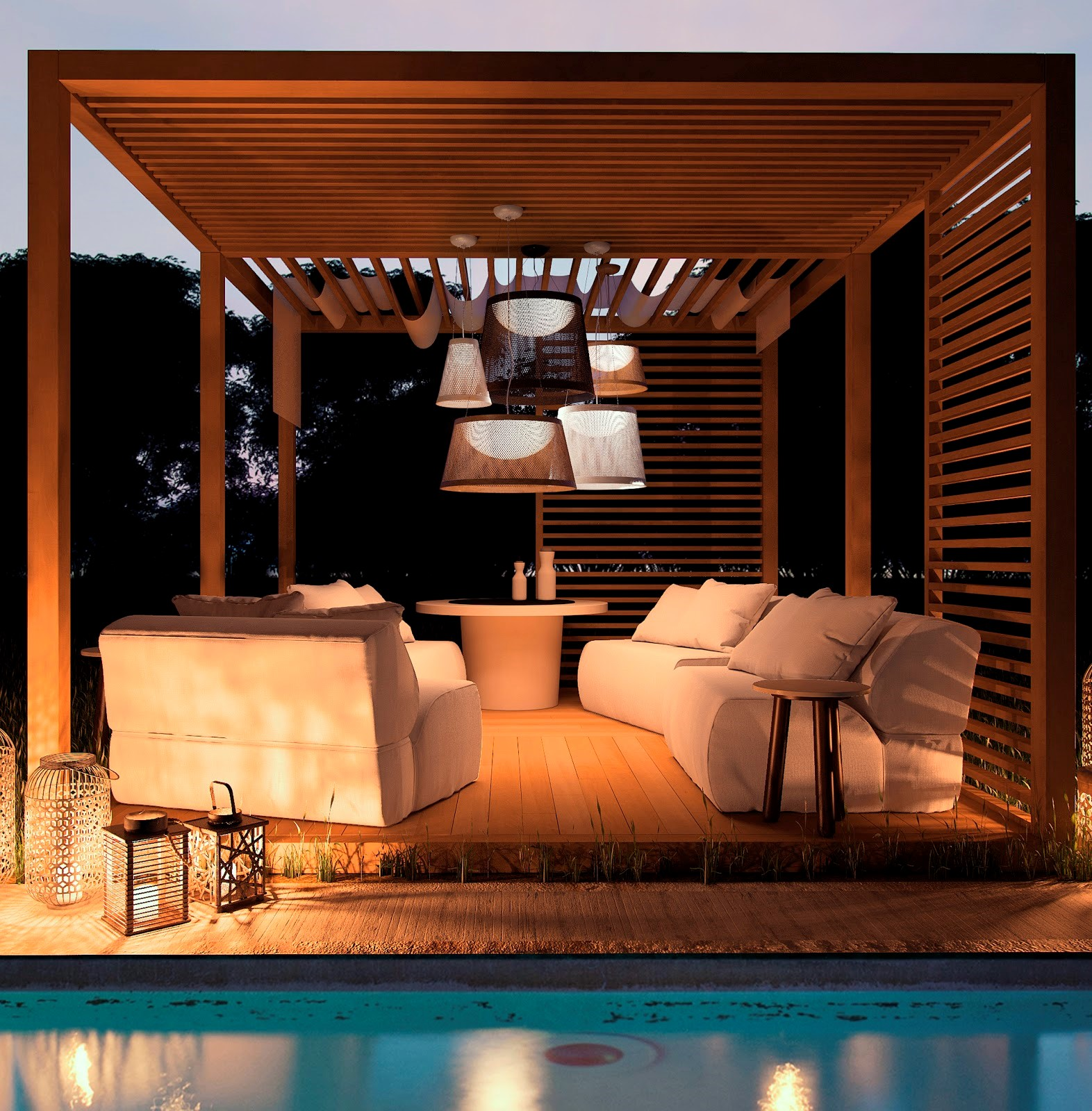 3 Best Lighting Fixtures to Illuminate Your Patio or Space