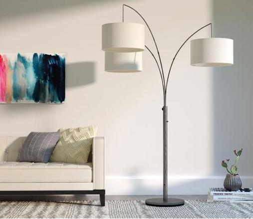 Decor Trends: 5 Floor Lamps That Transform Your House