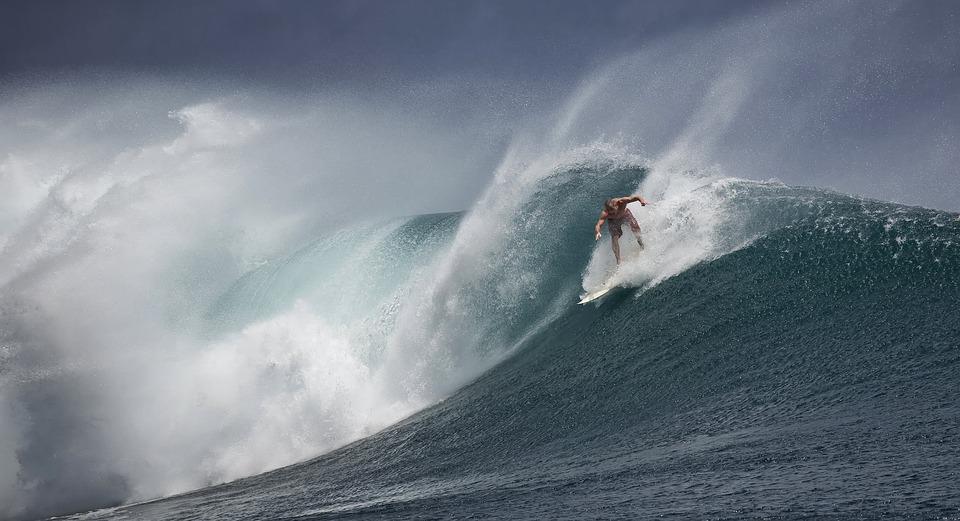 Maui Surfing Capital In Hawaii