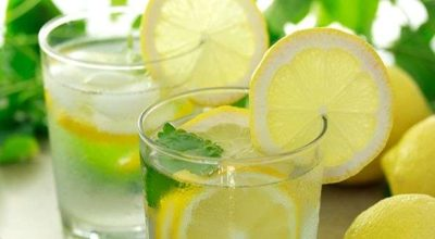 Six Foods that Boost your Digestion lemon