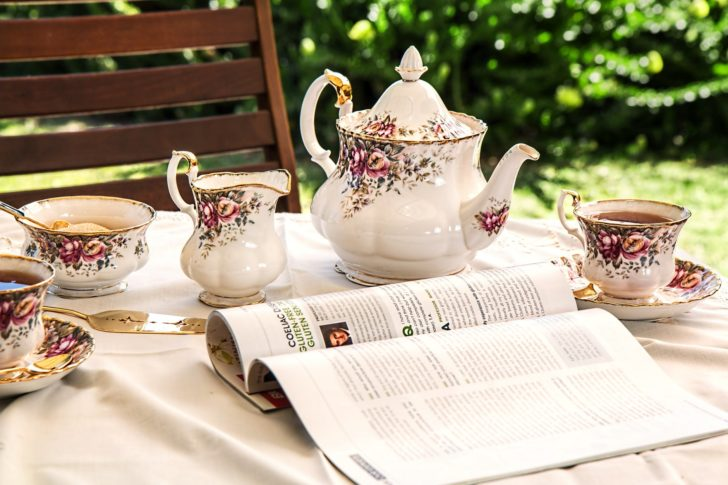The Best Tea Shops in England