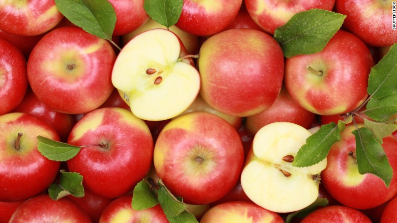 Six Foods that Boost your Digestion apples
