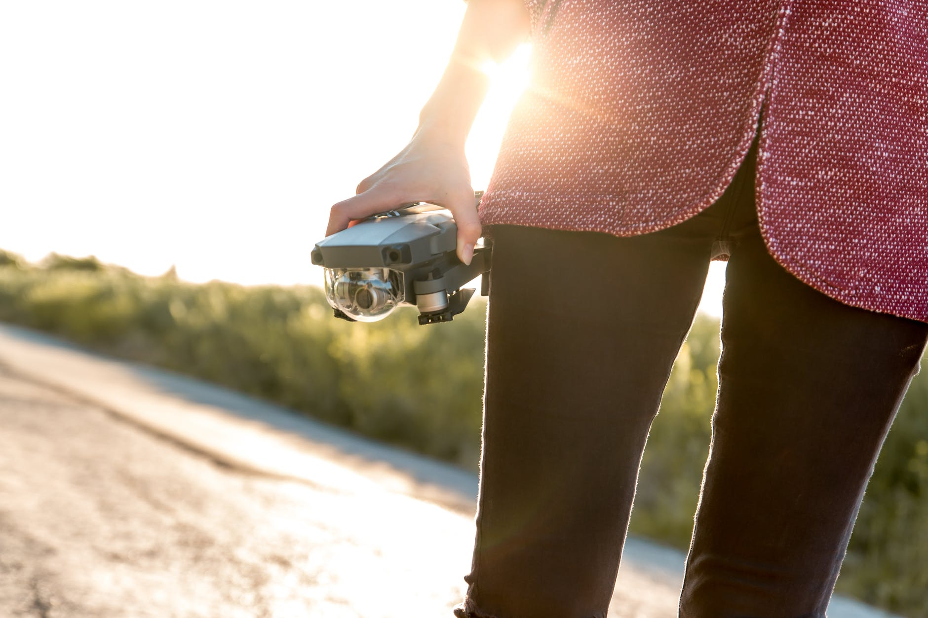 Tips for Drone Wedding Photography walk