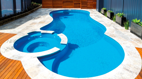 Top 4 Swimming Pool Renovation Ideas blue