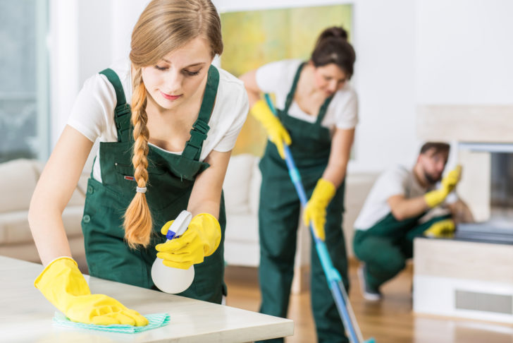 The Benefits of Hiring a Maid Service for Spring Cleaning 2018