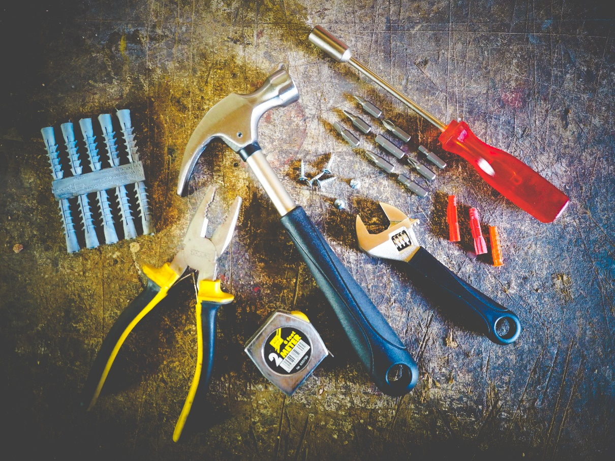What Modern Tools Should I Have in My Toolbox for 2018?