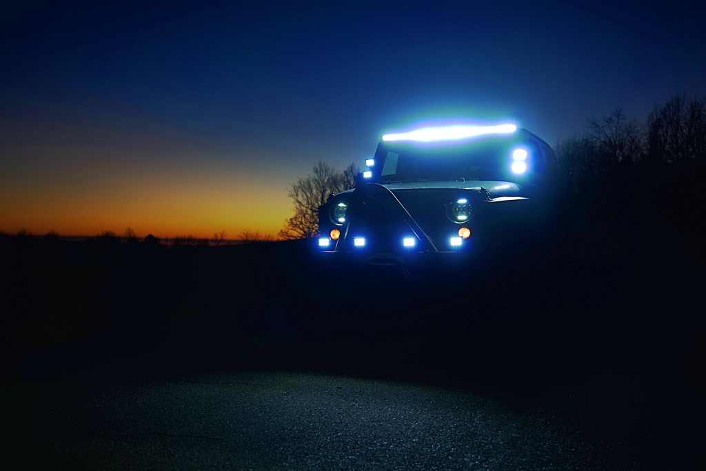 Key Safety Precautions for LED Light Bars