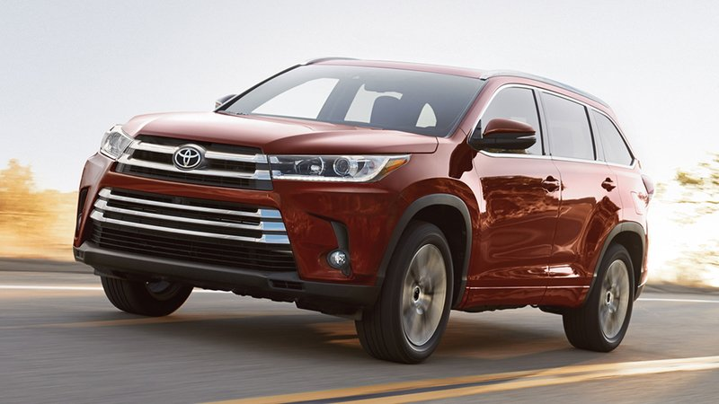 The 10 Highest Rated Family Cars toyota