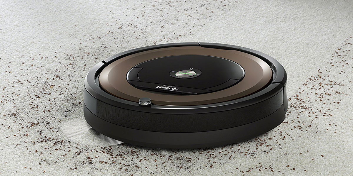 Keep The Underfoot Look Shiny With A Clean Hardwood Floors! roomba