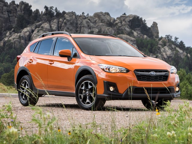 The 10 Highest Rated Family Cars subaru