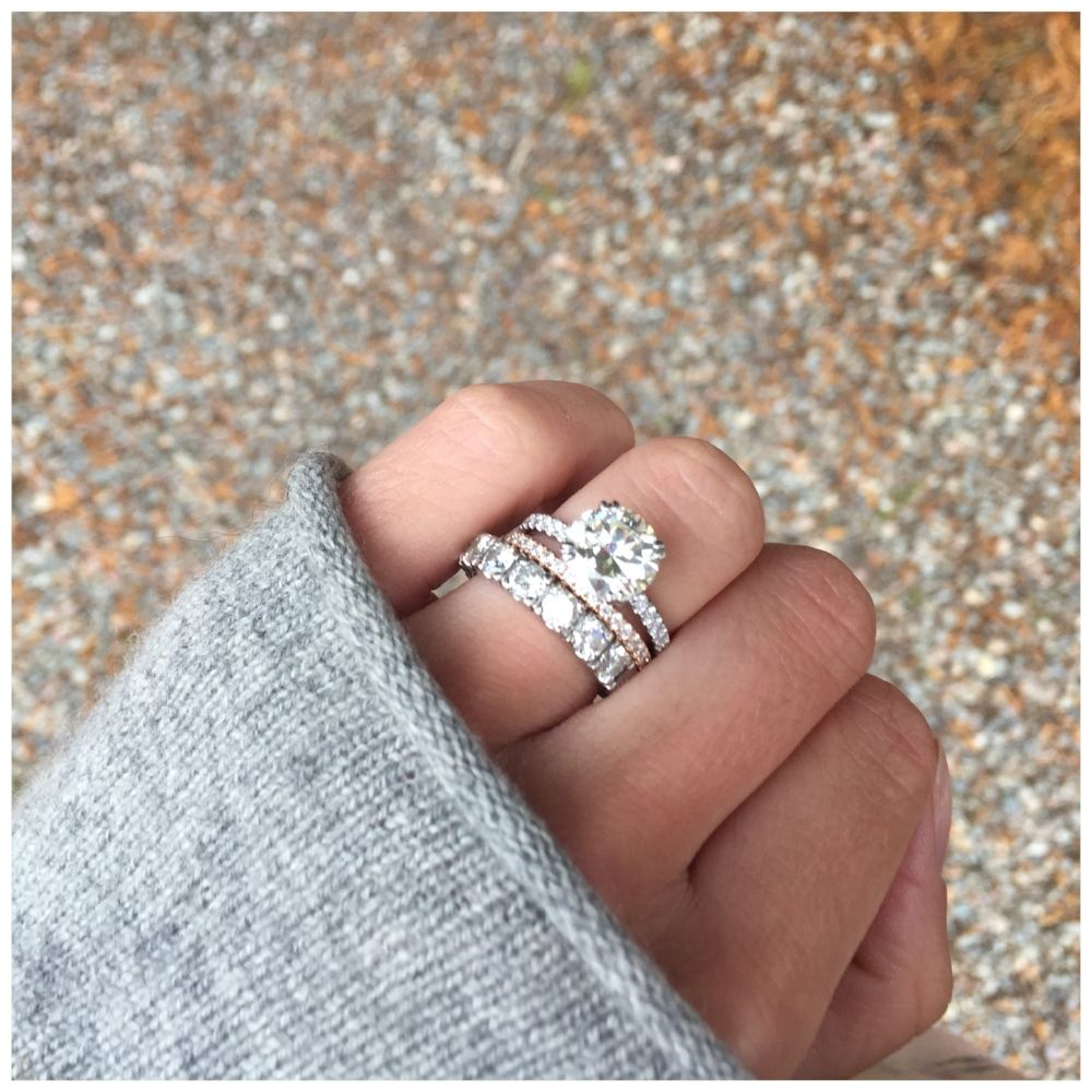 Classic Pieces of Rings Every Woman Should Own! hand