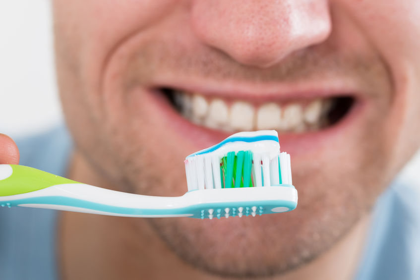 Finally, answers regarding meth mouth and how to help victims in our society toothbrush
