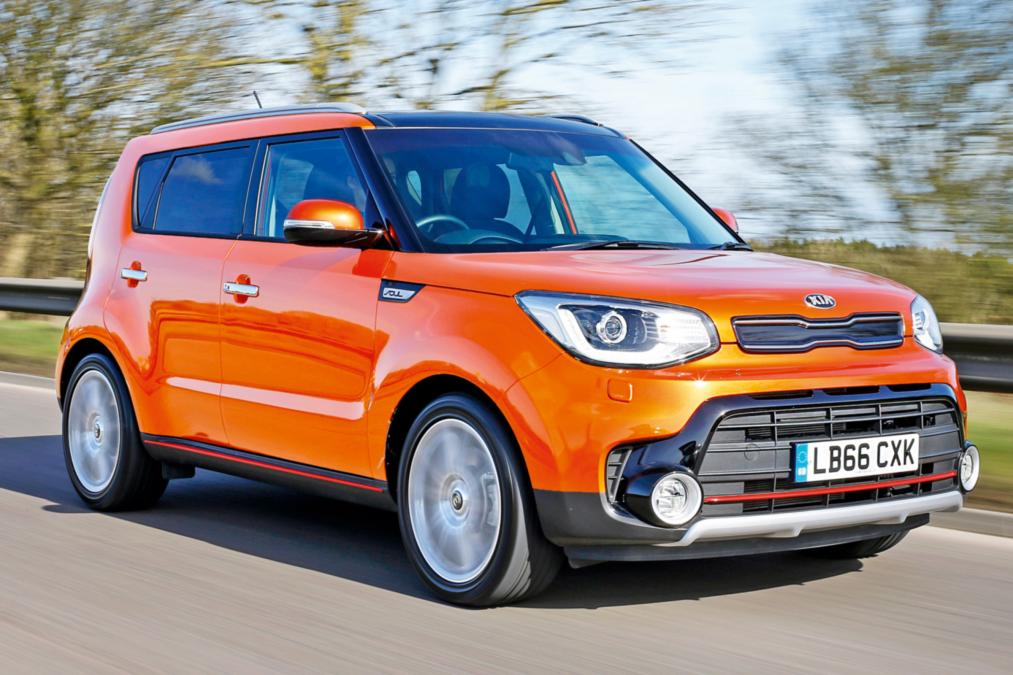 The 10 Highest Rated Family Cars kia