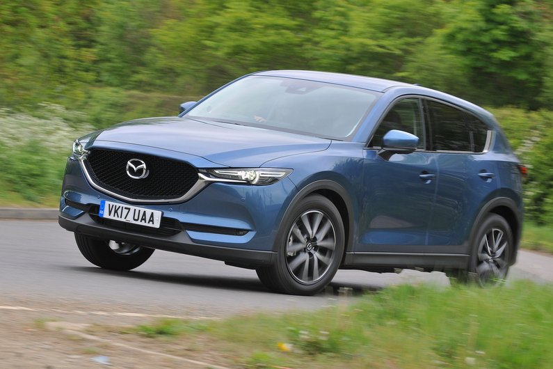 The 10 Highest Rated Family Cars mazda