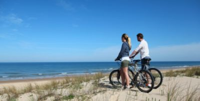8 Best Places to Ride Bikes on the Beach in Florida