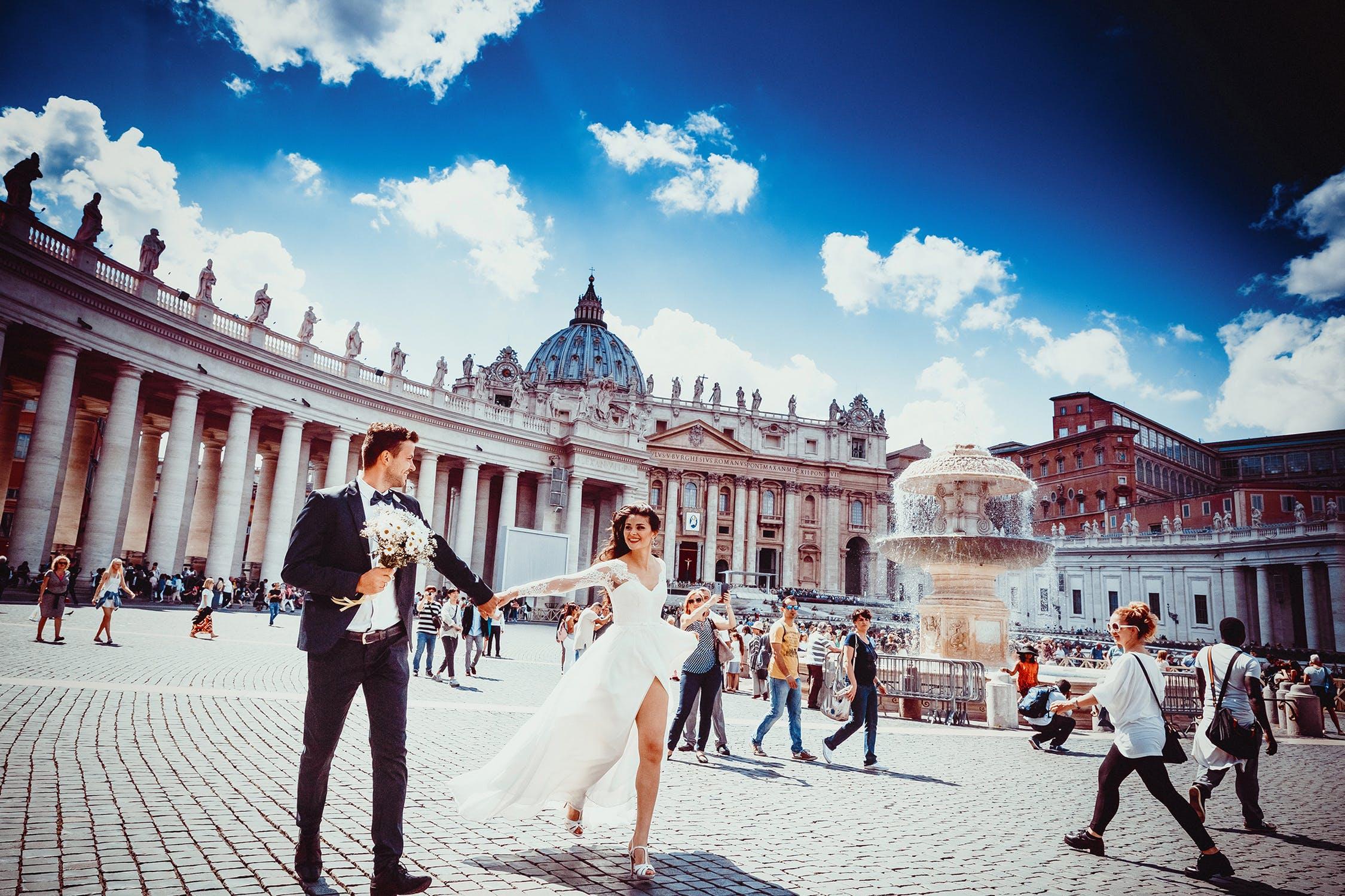 The Biggest Wedding Trends of 2018