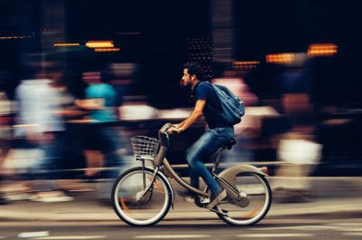10 Reasons Why it's Great To Hop On A Bike