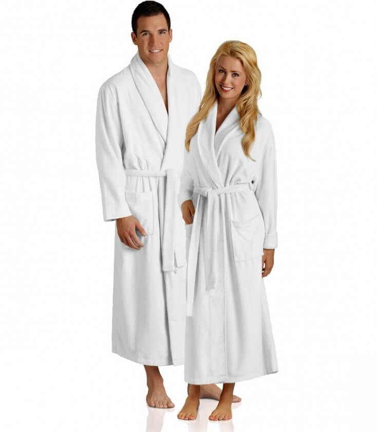 8 Ways A Bathrobe Can Make Your Life More Comfortable Around The House