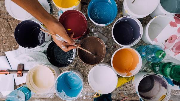 5 Diy House Renovation Hassles That Will Compel You To Hire An Expert Instead paint buckets