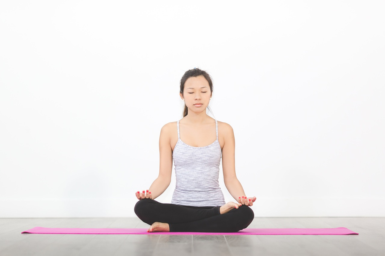 Make These 10 Small Changes to Improve Your Health! yoga