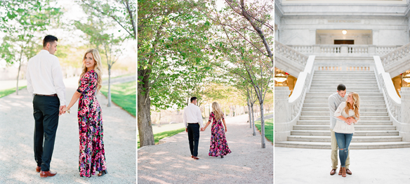 6 Places to Take Engagement Photos in Utah